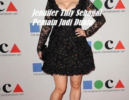 Jennifer Tilly Sebagai Pemain Judi Casino Rolet
